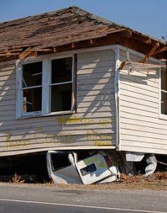 earthquake-damaged-house